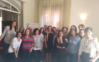 Grande successo a Roma per il primo modulo del Training Internazionale in Gestalt Family Therapy