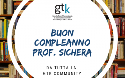 Buon Compleanno Prof. Sichera!