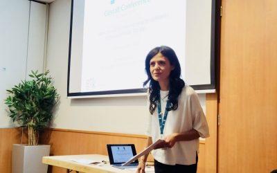 L'Istituto GtK all'EAGT: l'intervento di Rosaria Lisi sull'isteria