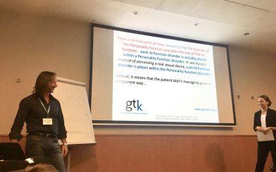 L'Istituto GtK all'EAGT: l'intervento di Gaspare Orlando sugli attacchi di panico