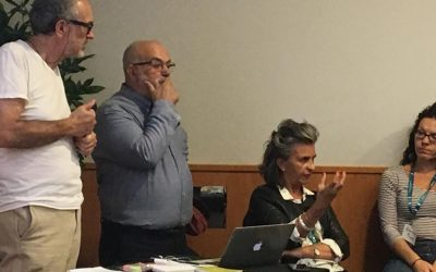 L'Istituto GtK all'EAGT: il workshop con Giovanni Salonia e Valeria Conte